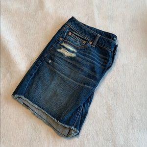 American Eagle boyfriend shorts